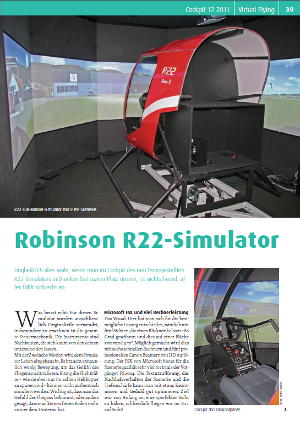 R22-Full-motion-Simulator-Robinson-Helikopter